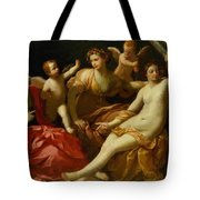 Four Seasons 1620 Tote Bag