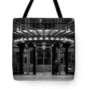 Four Seasons Hotel New York Tote Bag