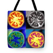 Four Tomatoes Tote Bag
