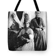 Four Women From Bethlehem Tote Bag