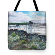 Fouras Village La Rochelle France 2016 Tote Bag