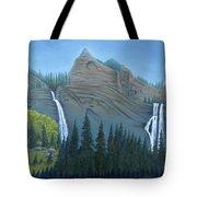 Fourmile Falls And Fall Creek Falls Tote Bag