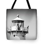 Fourteen Foot Shoal Lighthouse Tote Bag