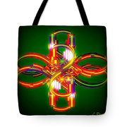 Fourth Dimension Tote Bag