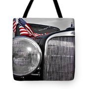 Fourth Of July-chevvy  Tote Bag