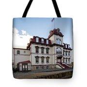 Fourth Ward School Virginia City Nevada Tote Bag