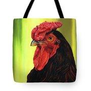 Fowl Emperor Tote Bag