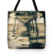 Fowlers Bay Jetty Tote Bag