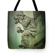 Fox Grotesque Tote Bag
