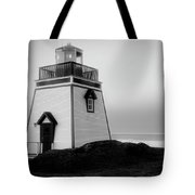 Fox Point Lighthouse Tote Bag