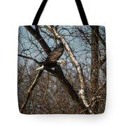 Fox River Eagles - 20 Tote Bag