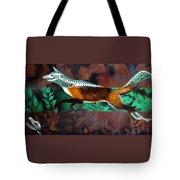 Fox Run Tote Bag