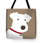 Fox Terrier Tote Bag