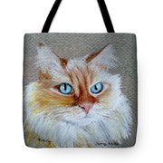 Foxey Tote Bag
