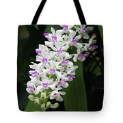 Foxtail Orchid Tote Bag