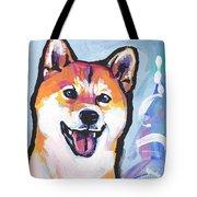 Foxy Shiba Tote Bag