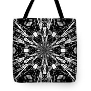 Fractal 7 Tote Bag