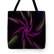 Fractal Abstract 070110 Tote Bag