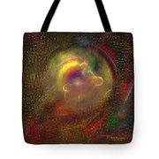 Fractal Abstraction Tote Bag