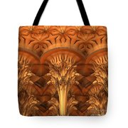 Fractal Architecture Tote Bag