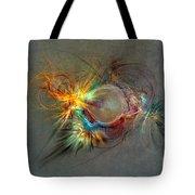 Fractal Art Beauty Tote Bag