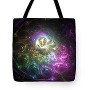 Fractal Consciousness. Tote Bag