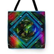 Fractal Cool Tote Bag