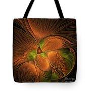 Fractal Design  -d- Tote Bag