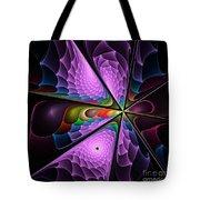 Fractal Design  -g- Tote Bag