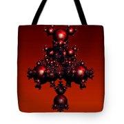 Fractal Deviations Tote Bag