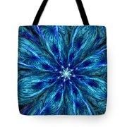 Fractal Flora 062610 Tote Bag