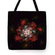 Fractal Floral 02-12-10-a Tote Bag