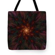 Fractal Floral Fantasy 02-13-10-b Tote Bag