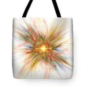 Fractal Genesis Tote Bag