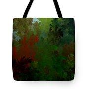 Fractal Landscape 11-21-09 Tote Bag