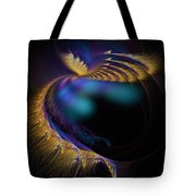 Fractal Of The Day Se02 Ep02 Wings Tote Bag