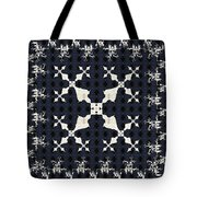 Fractal Patterns Tote Bag