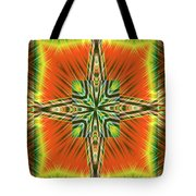 Fractal Reviews Tote Bag