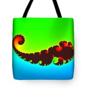Fractal Trilobite Animal Tote Bag
