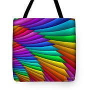 Fractalized Colors -8- Tote Bag