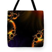 Fractalscape I Tote Bag