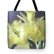 Fragile Daffodils Tote Bag