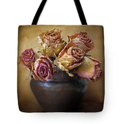 Fragile Rose Tote Bag