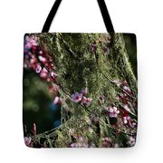 Fragrant Embrace Of Two Worlds Tote Bag