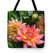 Fragrant Grouping Tote Bag