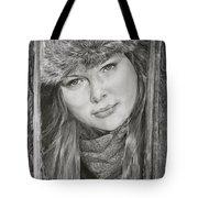 Framed - After Maureen Killaby Tote Bag