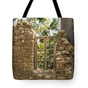Framed Frame Tote Bag