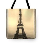 Framed In Paris  Tote Bag