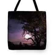Framed Moon Tote Bag