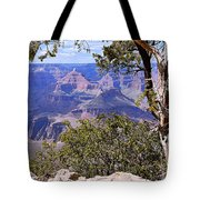 Framed View - Grand Canyon Tote Bag